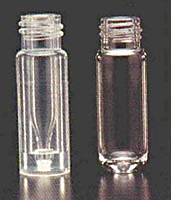 WISP Style Screw Thread Vials - Limited Volume Screw Thread Vials