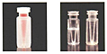 Limited Volume Snap Ring/Crimp Top Vials - Plastic Vials